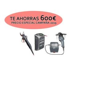 KIT VIÑA ZANON (ZT-40 + ZL 640S + DRIVE 300) ESPECIAL CAMPAÑA