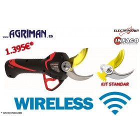 TIJERA F3015 WIRELESS KIT...