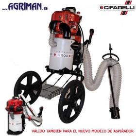 Carro + Aspirador Cifarelli...