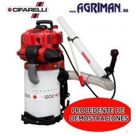 "Aspirador V1200 Cifarelli ""DEMO"""