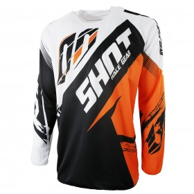 MAILLOT SHOT FAST ORANGE