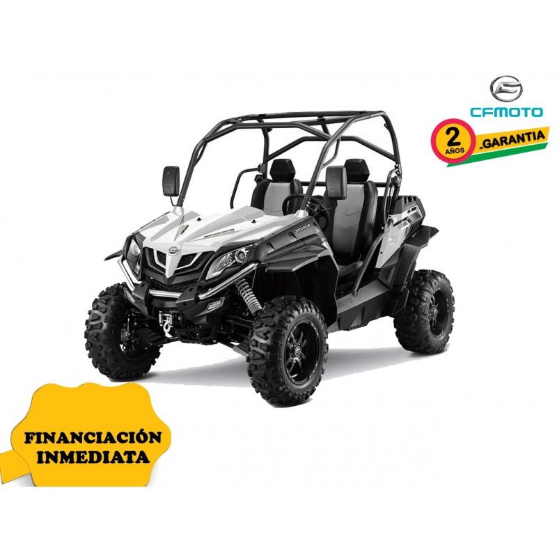 ZFORCE 550EX MODELO TRACTOR HOMOLOGACIÓN T-1 ORP