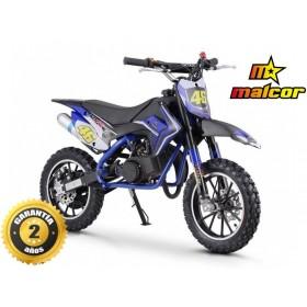 MINICROS MALCOR XZ - Azul