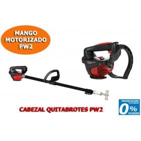 CABEZAL QUITABROTES PARA PW2