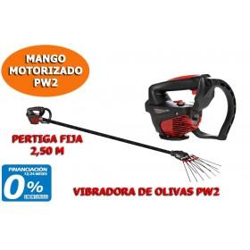 CABEZAL VIBRADORA DE OLIVAS PW2 PERTIGA FIJA 2,50 M ORP