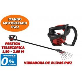 CABEZAL VIBRADORA DE OLIVAS PW2 PERTIGA TELESCÓPICA 1,50 - 2,60 M ORP