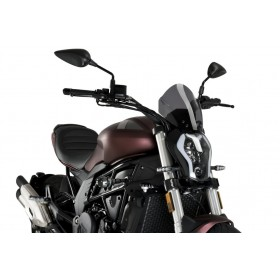 CARENABRIS NAKED NEW GENERATION SPORT PARA BENELLI 502C AHUMADO OSCURO