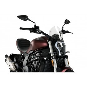 CARENABRIS NAKED NEW GENERATION SPORT PARA BENELLI 502C TRANSPARENTE