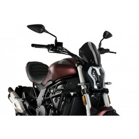 CARENABRIS NAKED NEW GENERATION SPORT PARA BENELLI 502C NEGRO