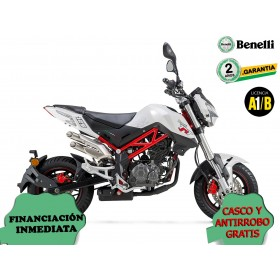 BENELLI TORNADO NAKED T 125 BLANCO ORP
