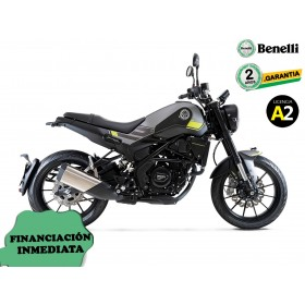 BENELLI LEONCINO 250 GRIS ORP