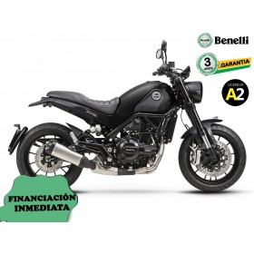 BENELLI LEONCINO 500 ABS NEGRA ORP