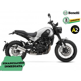 BENELLI LEONCINO 500 ABS TRAIL GRIS ORP