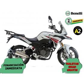 MOTO BENELLI TRK 251 BLANCA ORP