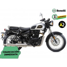 BENELLI IMPERIALE 400 GRIS ORP