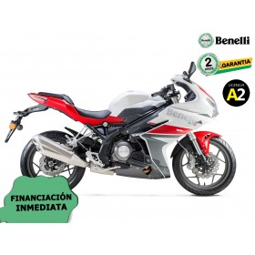 BENELLI 302 R ABS ROJA ORP