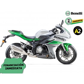 BENELLI 302 R ABS VERDE ORP