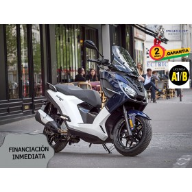 MOTO PEUGEOT PULSION RS AZUL ORP