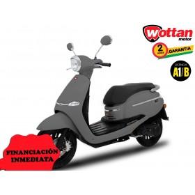 MOTO WOTTAN MOTOR BOT 125 CC GRIS ORP