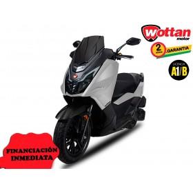 MOTO WOTTAN MOTOR STORM-T BLANCO ORP