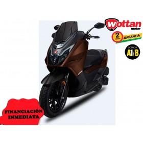 MOTO WOTTAN MOTOR STORM-T MARRON ORP