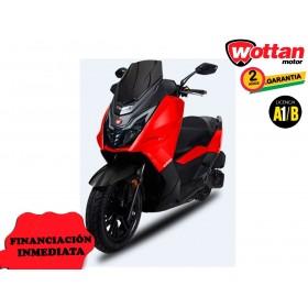MOTO WOTTAN MOTOR STORM-T ROJO ORP