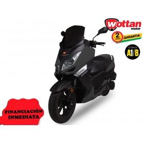 MOTO STORM WOTTAN MOTOR GRIS OSCURO ORP