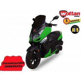 MOTO STORM WOTTAN MOTOR VERDE ORP