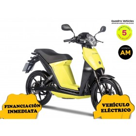 MOTO ELECTRICA OXYGEN DE QUADRO VEHICLES AMARILLO ORP