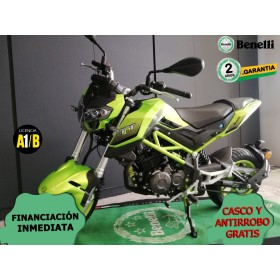 BENELLI TORNADO NAKED T 125 LIMA 2020 ORP