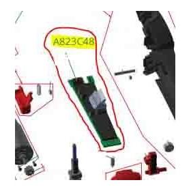 A823C48 CARTA ELECTRONICA