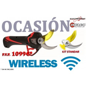 TIJERA F3015 WIRELESS KIT STANDARD DE OCASIÓN ORP