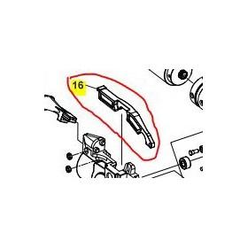 REPUESTOS ATADORA ZANON: 5400546 GUÍA HILO ZL25 Válidos para: ZL-25  Contenido: GUÍA HILO