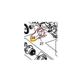 REPUESTOS ATADORA ZANON: 5400548 GUÍA HILO ZL25 Válidos para: ZL-25  Contenido: GUÍA HILO