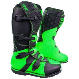 BOTA CROSS SHOT X10 2.0 VERDE