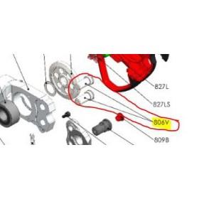REPUESTOS TIJERA PODA ELÉCTRICA ELECTROCUP: 806V TORNILLO MACHO F3015 Válidos para: F3015 Contenido: TORNILLO MACHO