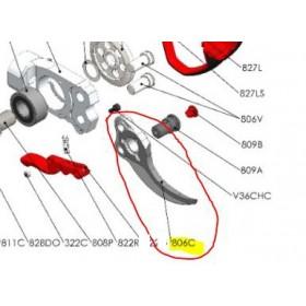 REPUESTOS TIJERA PODA ELÉCTRICA ELECTROCUP: 806C MACHO STANDAR F3015 Válidos para: F3015 Contenido: MACHO STANDAR