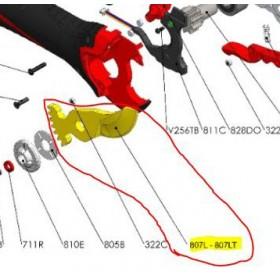 REPUESTOS TIJERA PODA ELÉCTRICA ELECTROCUP: V312TF TORNILLO 3X12 F3015 Válidos para: F3015 Contenido: TORNILLO 3X12