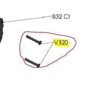 V320 TORNILLOS 3x20 DE...