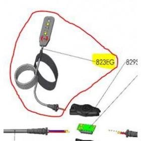 REPUESTOS TIJERA PODA ELÉCTRICA ELECTROCUP: 823EG CABLE Válidos para: F3015(KIT DE CABLE DE SEGURIDAD) Contenido: CABLE