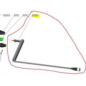 REPUESTOS TIJERA PODA ELÉCTRICA ELECTROCUP: 825SE CABLE ESPIRAL DSES3015 Válidos para: F3015
