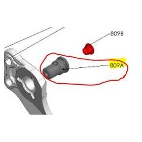 REPUESTOS TIJERA PODA ELÉCTRICA ELECTROCUP: 809A EJE CUCHILLA F3015 Válidos para: F3015(KIT MEDIO)