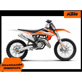 MOTO KTM 125 SX 2020