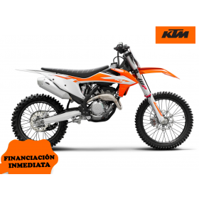 MOTO KTM 250 SX-F 2020