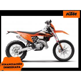 MOTO KTM 150 EXC TPI 2020