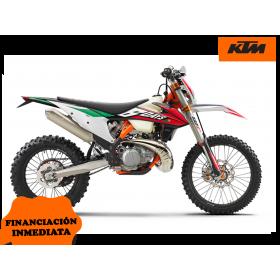MOTO KTM 250 EXC SIX DAYS TPI 2020