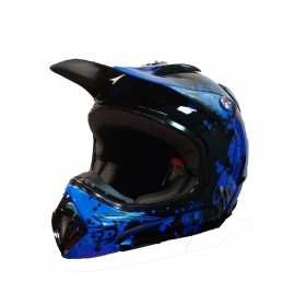 CASCO M2R CARNAGE BLUE