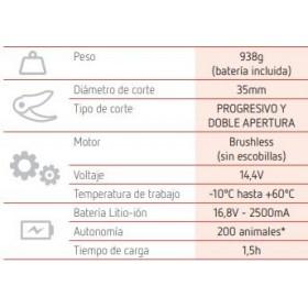 TIJERA DE ELECTRICA ARVIPO PS32 HOOF