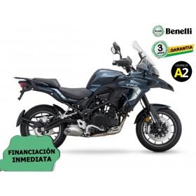 BENELLI TRK 502 CON MALETAS 2020 AZUL ORP
