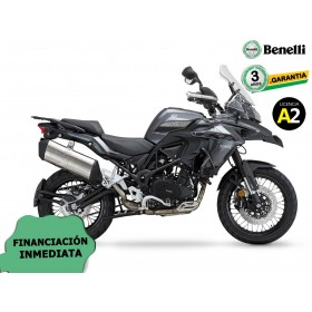BENELLI TRK 502X 2020 CON KIT MALETAS BENELLI GRIS ORP